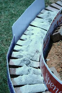 Use dry cement between your bricks to prevent weeds from coming up through the cracks