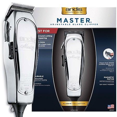 Nothing beats the master – Andis Master Clipper