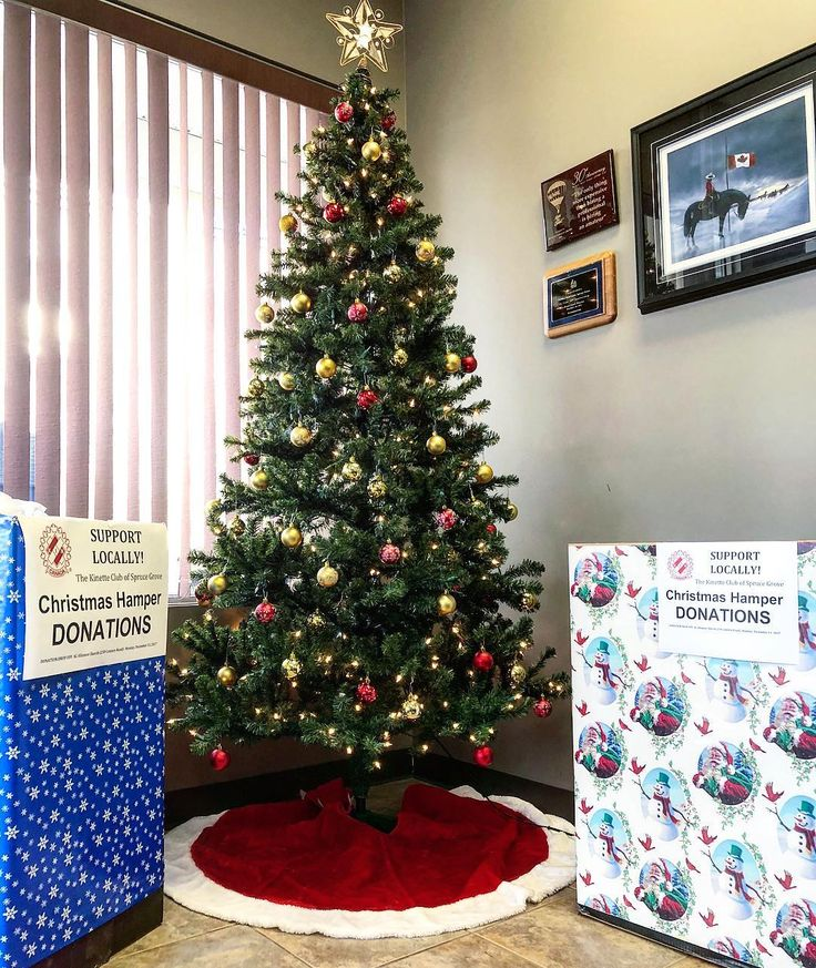 Visit our office this week (9am-5pm Monday to Friday) to drop off your donations of non-perishable food items and/or new toys in support of the Kinette's Christmas Hamper program.  Spruce Grove RE/MAX #4 - 16 Nelson Drive   #parklandfoodbank #kinettes #christmashampers #merrychristmas #parklandcounty #sprucegrove #stonyplain #triarea