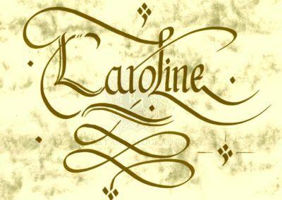 #caroline #c   👍  | ➡  | 📝    🔹 https://facebook.com /rayankalligraphie 🔸 http://rayankalligraphie.de      #kalligrafi #kalligraphie #kalligrafie #calligraphy #callygraphie #art #sanat #kunst #budageceryahu #rayankalligraphie #moderncalligraphy #brushcalligraphy #calligraphyph #calligraphyart #arabicCalligraphy #calligraphymasters
