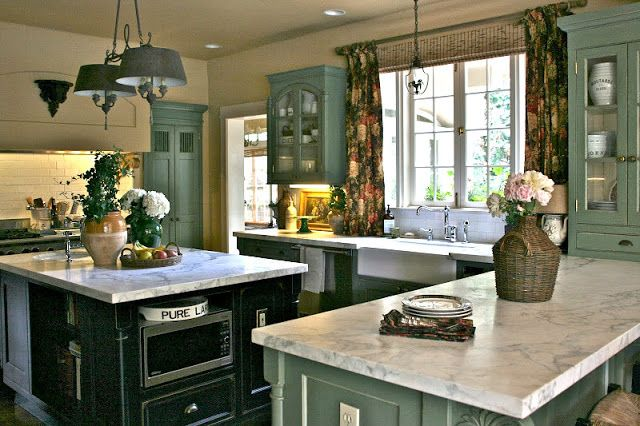 Savvy southern style my favorite room vignette design for Southern style kitchen design