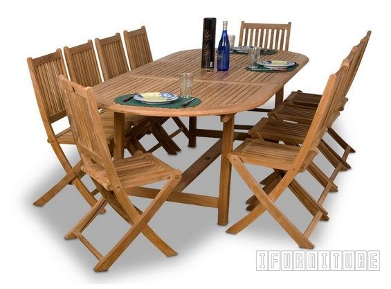 BALI Solid Teak 180/240 7PC Extension Dining Set , Outdoor, NZ's Largest Furniture Range with Guaranteed Lowest Prices: Bedroom Furniture, Sofa, Couch, Lounge suite, Dining Table and Chairs, Office, Commercial & Hospitality Furniturte
