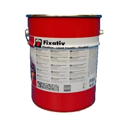KEIM Fixativ – diluente consolidante è un legante costituito da purissimo silicato liquido di potassio per i sistemi di coloritura minerale KEIM .