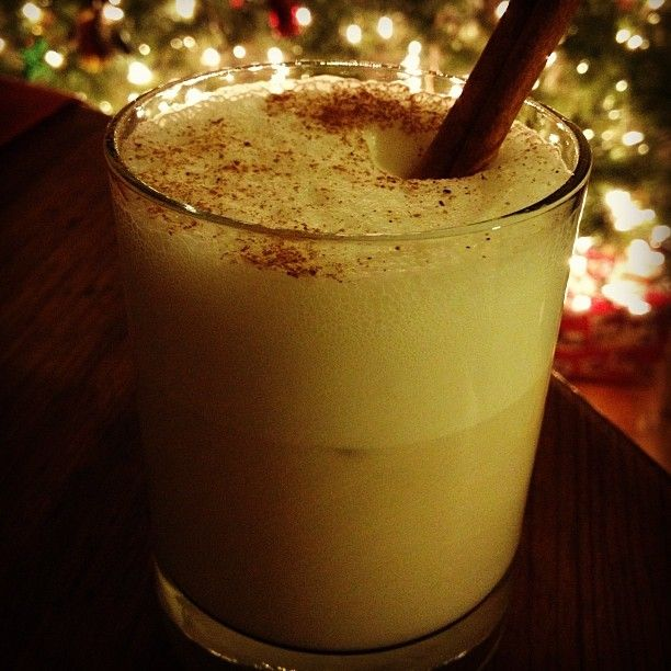 Bourbon milk punch | Yum | Pinterest