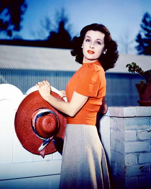 Joan Bennett, circa 1940s.