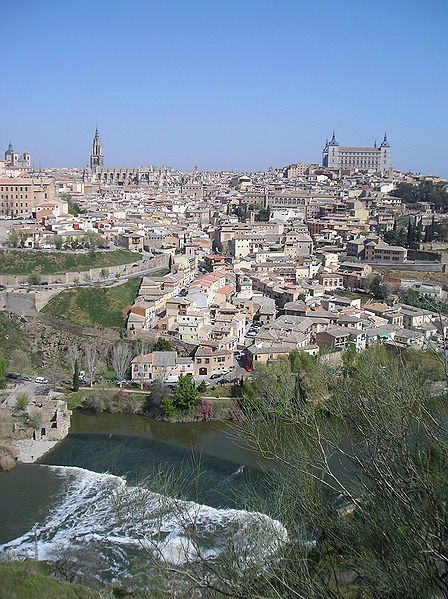 Toledo. A must-see, but claustrophobic & disorienting. A truly medieval city and one of the few places where I've lost track of what century I am in.
