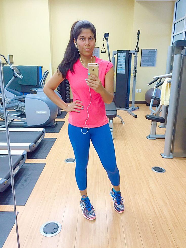 Fitness series with gym-music tracks. Shivani Singh Atoliya | Fashion-Blog