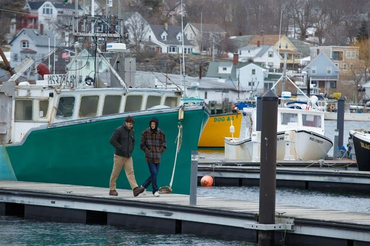 Manchester by the sea   Kenneth Lonergan Avec Casey Affleck, Michelle Williams