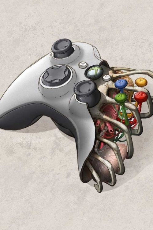 Xbox controller BTW...for the best game cheats, tips,DL, check out: https://cheating-games.imobileappsys.com/