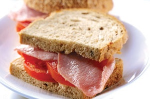 The Ultimate Bacon Sandwich