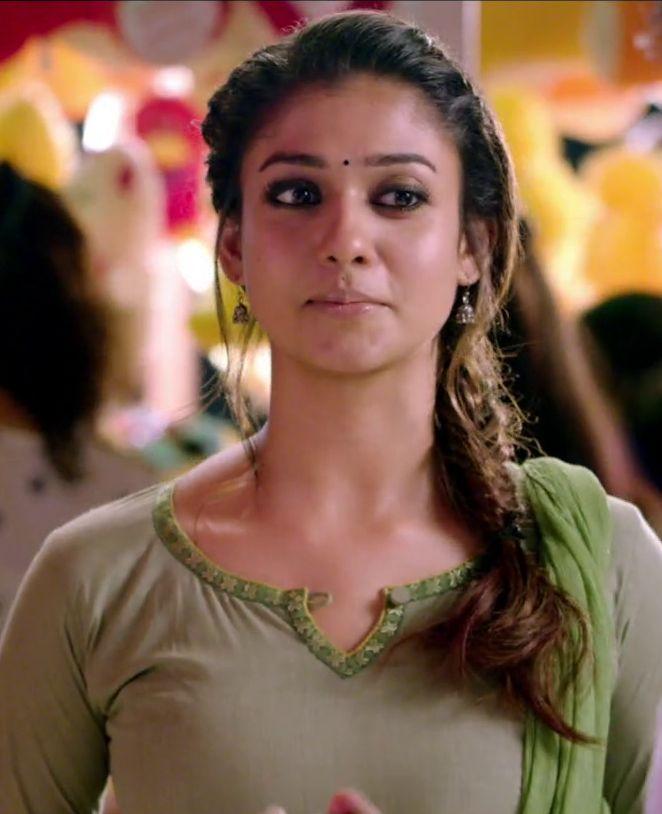 Nayantara in Mass movie