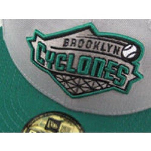 Brooklyn Cyclones (Gray/Green)