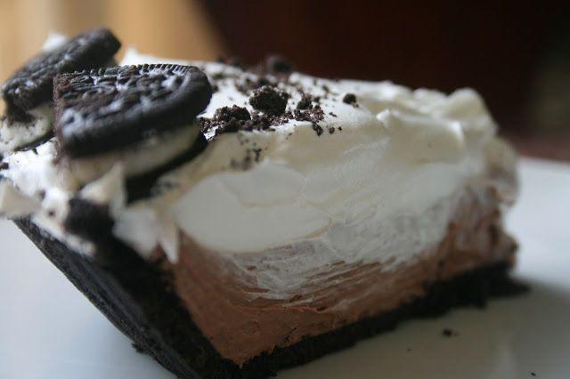 Recipe Shoebox: Easy No-Bake Cheesecake Chocolate