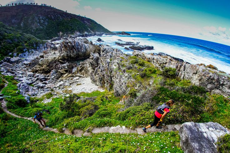 OTTER TRAIL, GARDEN ROUTE, SOUTH AFRICA - The Otter Trail is a 5 day, 4 night…
