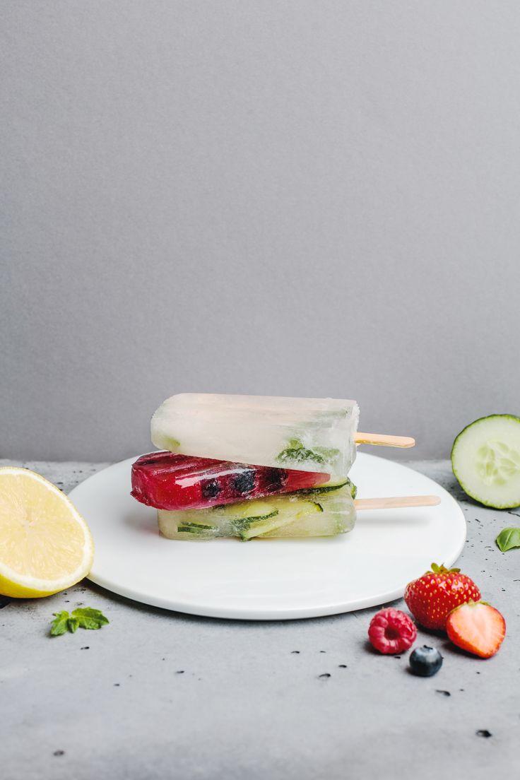Schnell und Einfach: Für Dein perfektes Tee-Eis haben wir Dir unsere Eisform und 3 beliebte Tee-Sorten für den Sommer in ein Probierpaket gepackt - Damit kannst du ganz einfach Eis selbermachen.