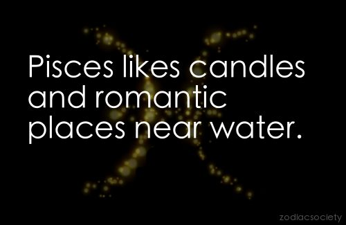 So true. This needs to be told to anyone dating a Pisces!!!