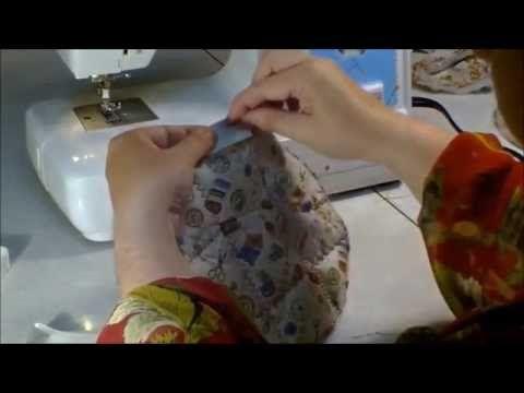 Видеоурок для начинающих: круглая прихватка на кухню - Ярмарка Мастеров - ручная работа, handmade