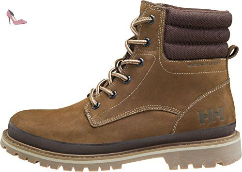 Gataga, Chaussures de Randonnée Homme, Marron (Bushwacker/Coffe Bean/Khaki/Gum), 40.5 EUHelly Hansen