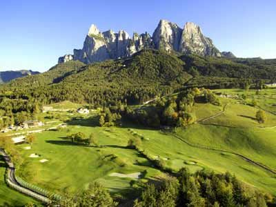 IL Golf a Siusi