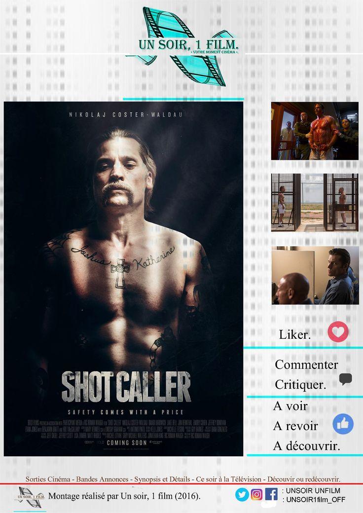 Bande annonce vidéo:  https://youtu.be/lT9FM3VRRJo  Titre : Shot Caller. #shotcaller Durée : 02hr05. Type : Policier / Drame / Thriller. Sortie : Prochainement.  Réalisateur / Acteurs : Ric Roman Waugh / Nikolaj Coster-Waldau, Jon Bernthal, Matt Gerald #RicRomanWaugh #NikolajCosterWaldau, #JonBernthal, #MattGerald  Histoire :  Un gangster récemment sorti de prison est forcé par ses anciens complices à organiser un nouvel acte criminel.  Récompense :  Votre avis :  Page facebook…