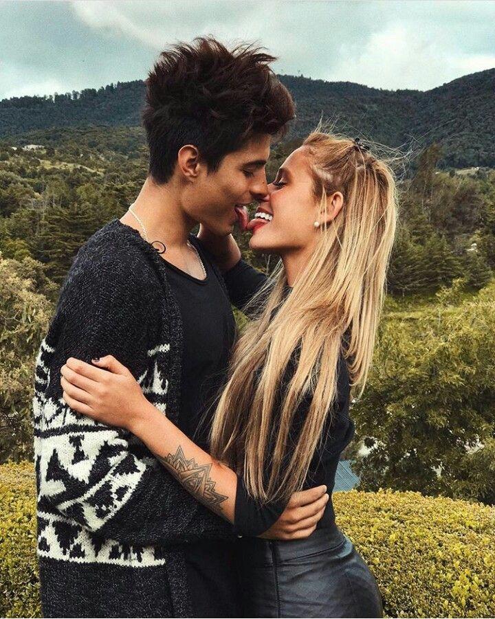 Hay más lindos los dos hermosa pareja. Muchas bendiciones para sus vidas. Los amoo!!!