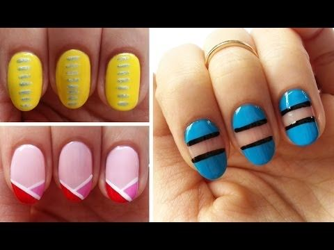 Best 20+ Beginner nail designs ideas on Pinterest   Beginner nail ...