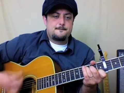 Journey - Don't Stop Believing - Super Easy Beginner Acoustic Guitar Lessons