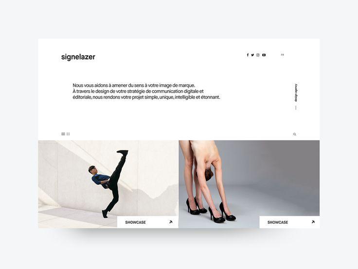 Signelazer UI - 01 by Anonyma Creative