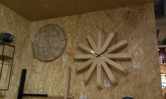 More wooden clocks