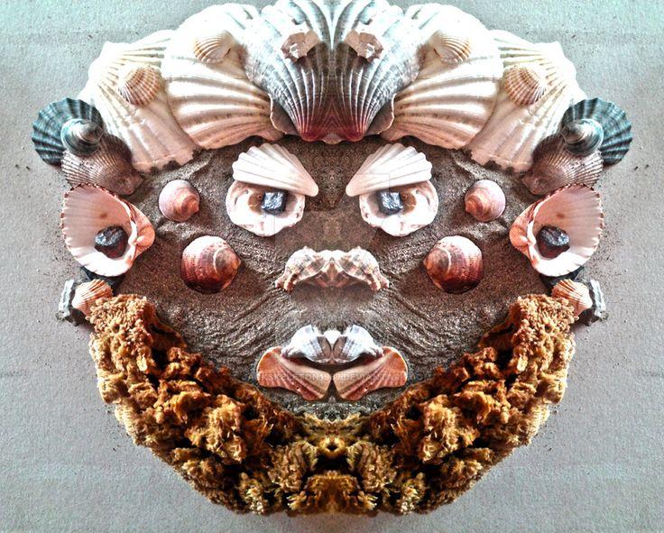 Sea Mask 2 by Jackskeleton1987.deviantart.com on @DeviantArt