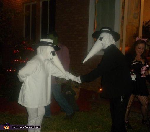 Spy vs. Spy Costume - 2012 Halloween Costume Contest