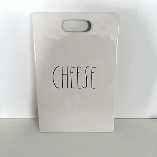 Rae Dunn Cheese Cutting Board