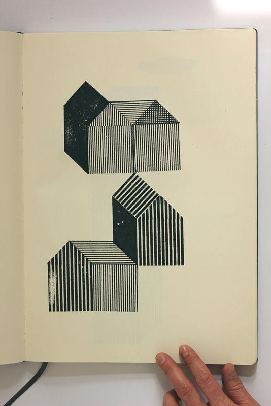 Carnet de tampons : Aurélien Débat