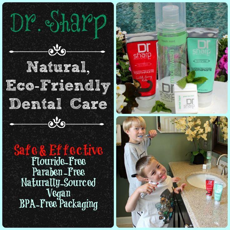Dr. Sharp Natural Dental Care Review on Organic Sunshine