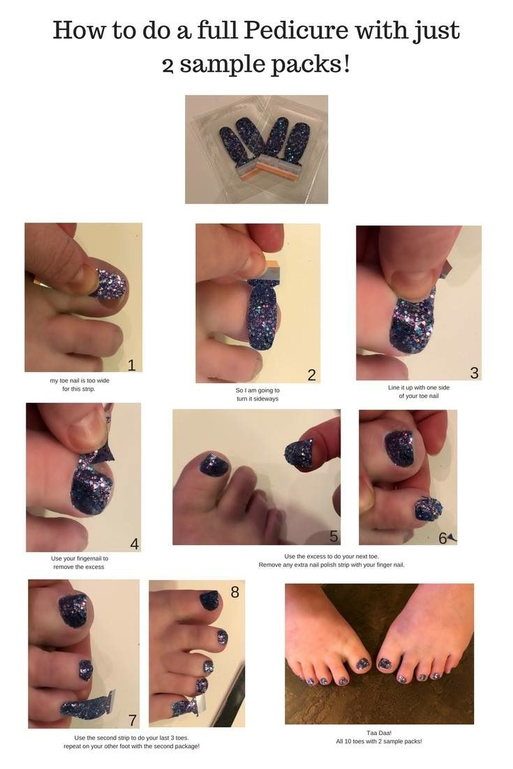 Pin On Nails In Minutes