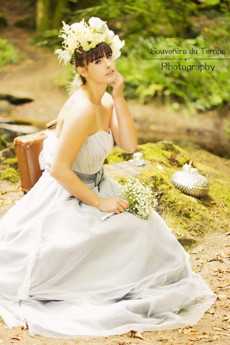 Robe de mariage Cupcake