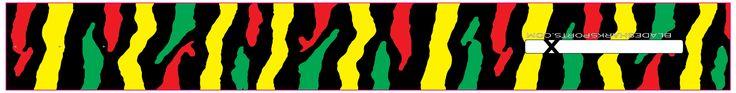 RASTA Tiger Stripes