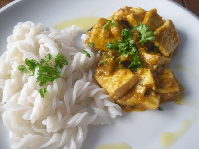 Tofu na indický způsob | Svatava Zacharová