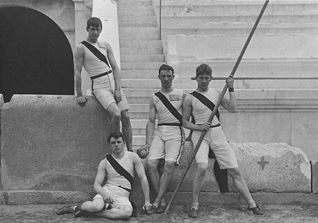 1896 Olympics Athens
