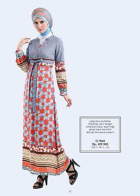 Busana Muslim | Gamis Muslim | Busana Muslim Online: BUSANA MUSLIM CALOSA DESEMBER 2011