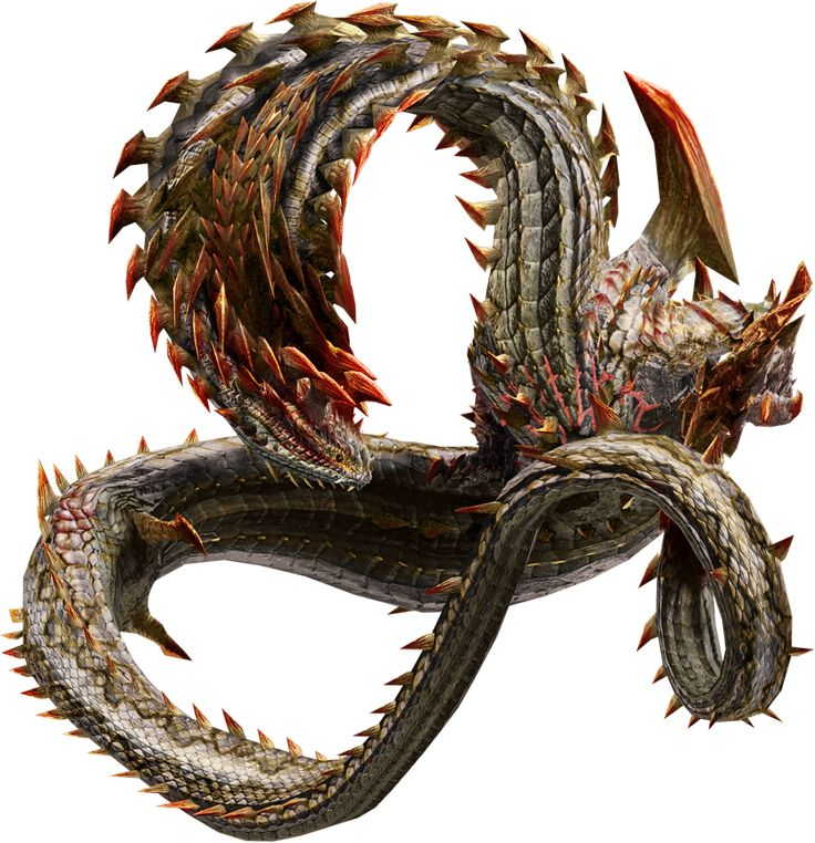 Shah Dalamadur is a Subspecies of Dalamadur introduced in Monster Hunter 4 Ultimate. This subspecies features a lighter, sand-colored hide with red-orange spines. It is roughly the same size as its common counterpart.