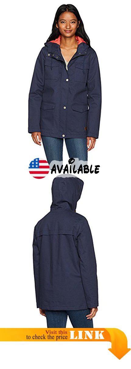 B06XC8GT7X : Roxy Women's Sea Song Jacket Dress Blues ERJJK03192 XS. Roxy dry flight technology works harder to keep you dry. Warm flight insulation [40g]. Soft cotton polyester plain weave lining. Piping finish #Apparel #OUTERWEAR
