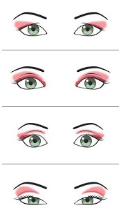 Adriana Krieger Make-Up: Formato de Olhos