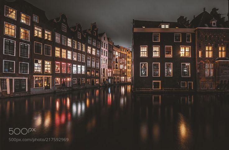 Amsterdam  by remoscarfo
