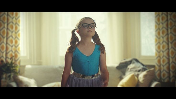 Reminds me of Little Miss Sunshine... :-D John Lewis Home Insurance Advert 2015 - Tiny Dancer