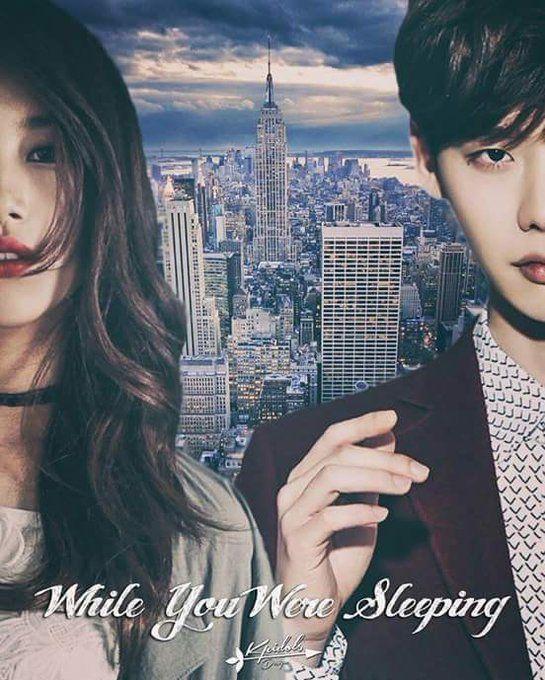 Suzy 2017 New drama While you were sleeping With Lee JougSuk