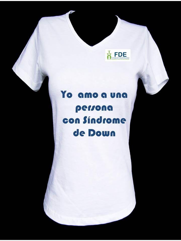 Marzo10 #dia10 #diamundialdelsindromededown #fundaciondavidescobar #diversidad Ponte la camiseta y lucha por sus derechos.