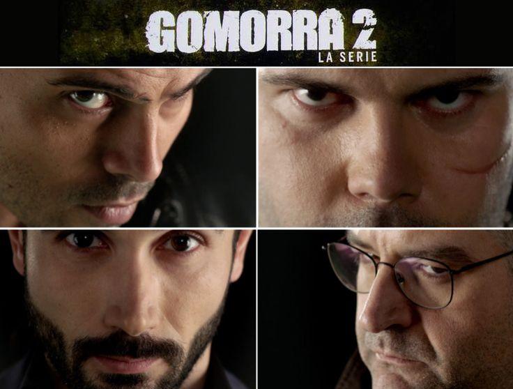 Gomorra 2 have waited ages for series 2, thank god for #SkyAtlantic #Gomorra2