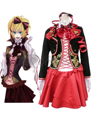 Make you the same as Kagamine Len in this Vocaloid cosplay costume for cosplay show.