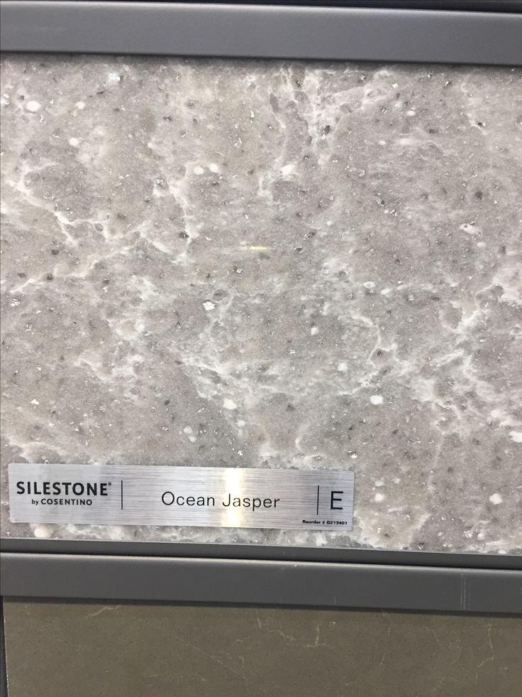 Silestone Ocean Jasper Kitchen Pinterest Countertops